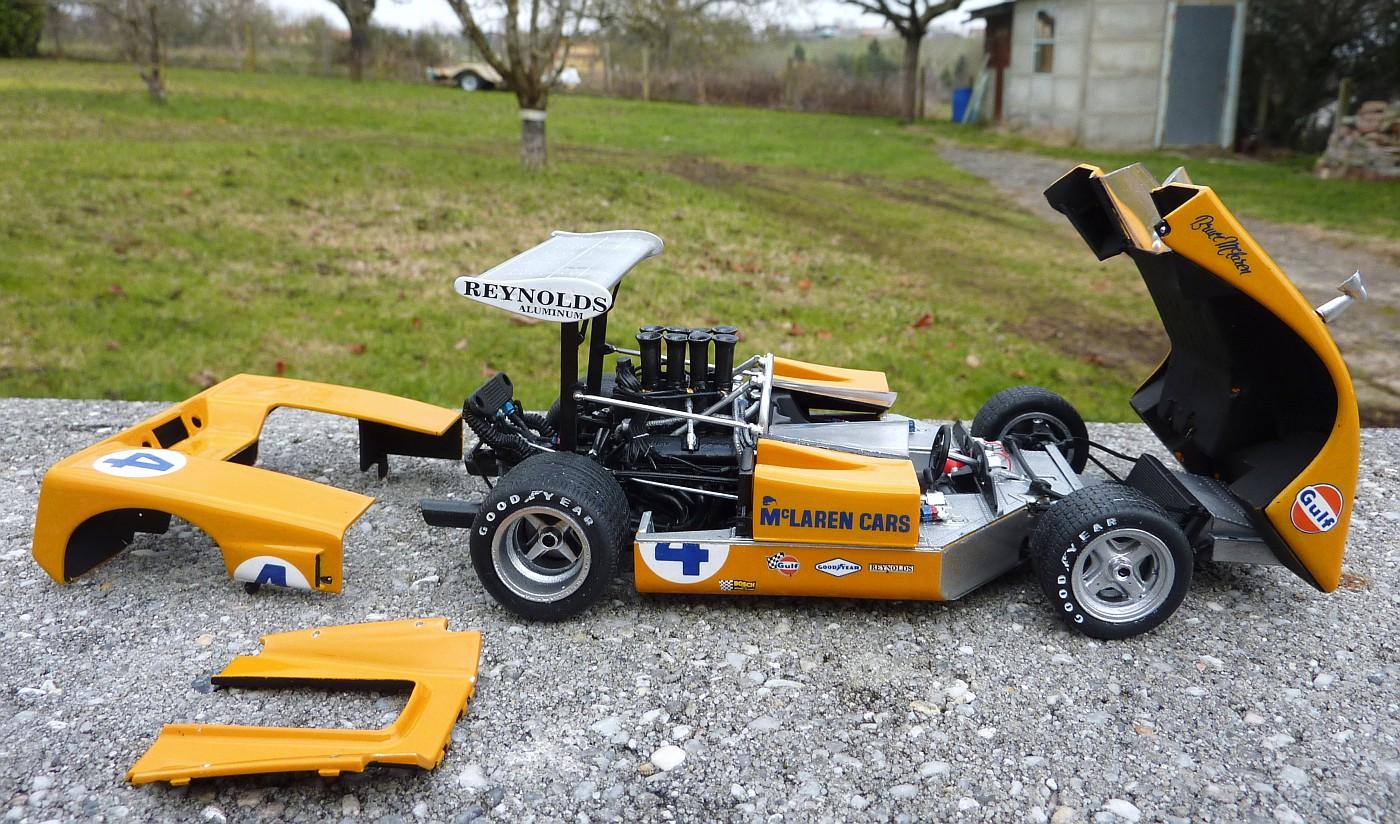 Mc Laren M8 B Can Am 71  McLarenM8baccurateminiature026-vi