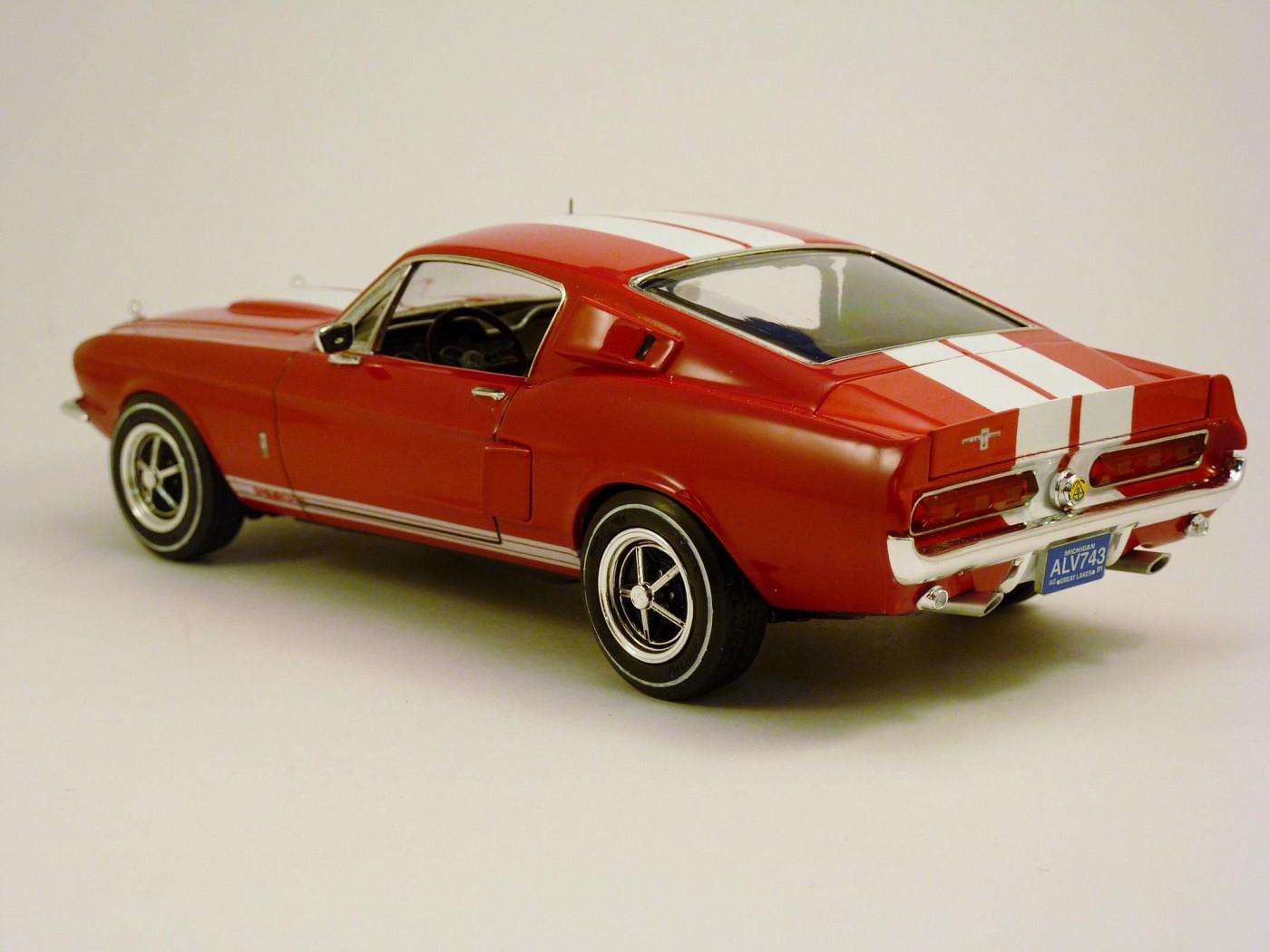 projet Mustang shelby gt 500 1969 terminée Photo2-vi