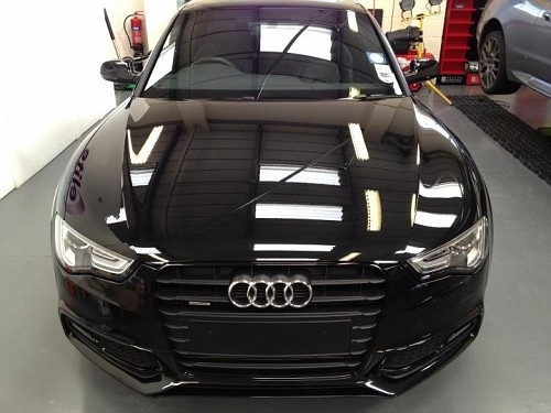 Best Car Wax For Black Cars >> Car vandalized - Why do people do this. - Audi A5 Forum