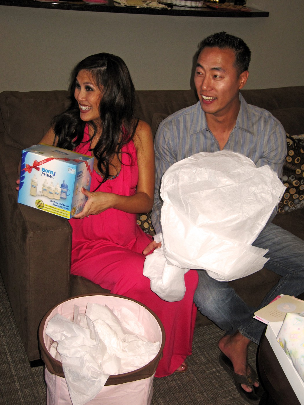 Our baby shower photo 13