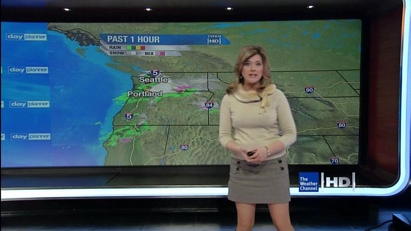 Kelly Cass Weather Channel