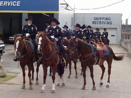 TX - Ft. Worth Police
