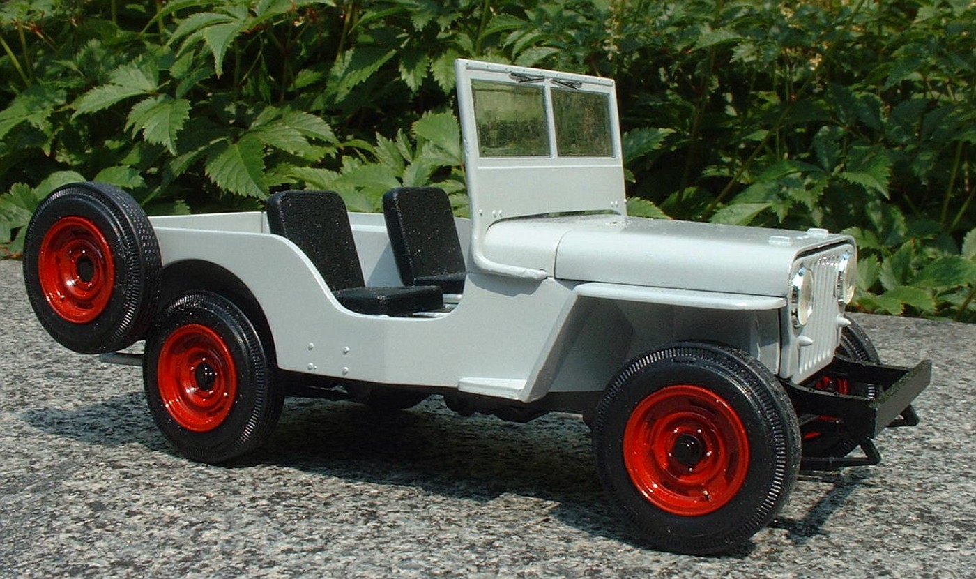 1/24 military jeeps? - Scale Auto Magazine - For building ...