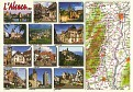 00- Map of ALSACE