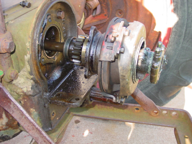 Oliver Tractor Drive Shaft : Oliver drive coupler yesterday s tractors