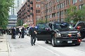 30 July- Chicago PD funeral for Dennis Farina