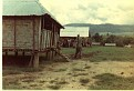 Montagnard village outside of DAK TO, 1969.