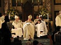 Bishop Nicholas DiMarzio administering Rite of Ordination