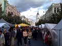 Friday Sept 18-09 / 2:00 PM.  Sights along a Free Hostel Recommended 2.5 hour City Tour of Vilnius, Lithuania.  ( Just give the guy a tip at the end!!!)