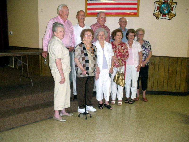 355 - This was taken in Louisville Kentucky June 2010 at the Valley Stn. VFW.