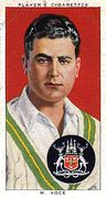 1938 Player Cricketers #29 (1)