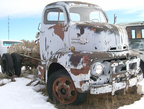 Photo: 1952 Ford COE F6 a | 1948,1949,1950,1951,1952 Ford ...