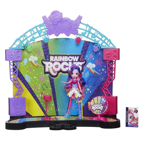 My Little Pony Equestria Girls Rainbow Rocks scena 01