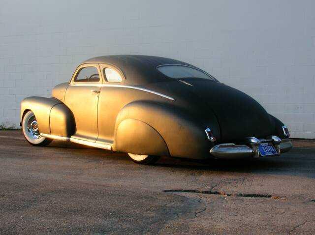 1951 Chevrolet Business Coupe for sale photos technical