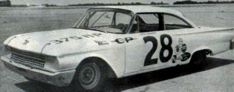 61 starliner NASCAR stocker