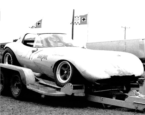 1964 Daytona Bardahl Alan Green Chevrolet Cheetahcars