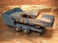 #43 1964 Plymouth stock car Richard Petty Lindburg