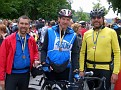 Stolze Finisher Andreas, Bernd & Manfred