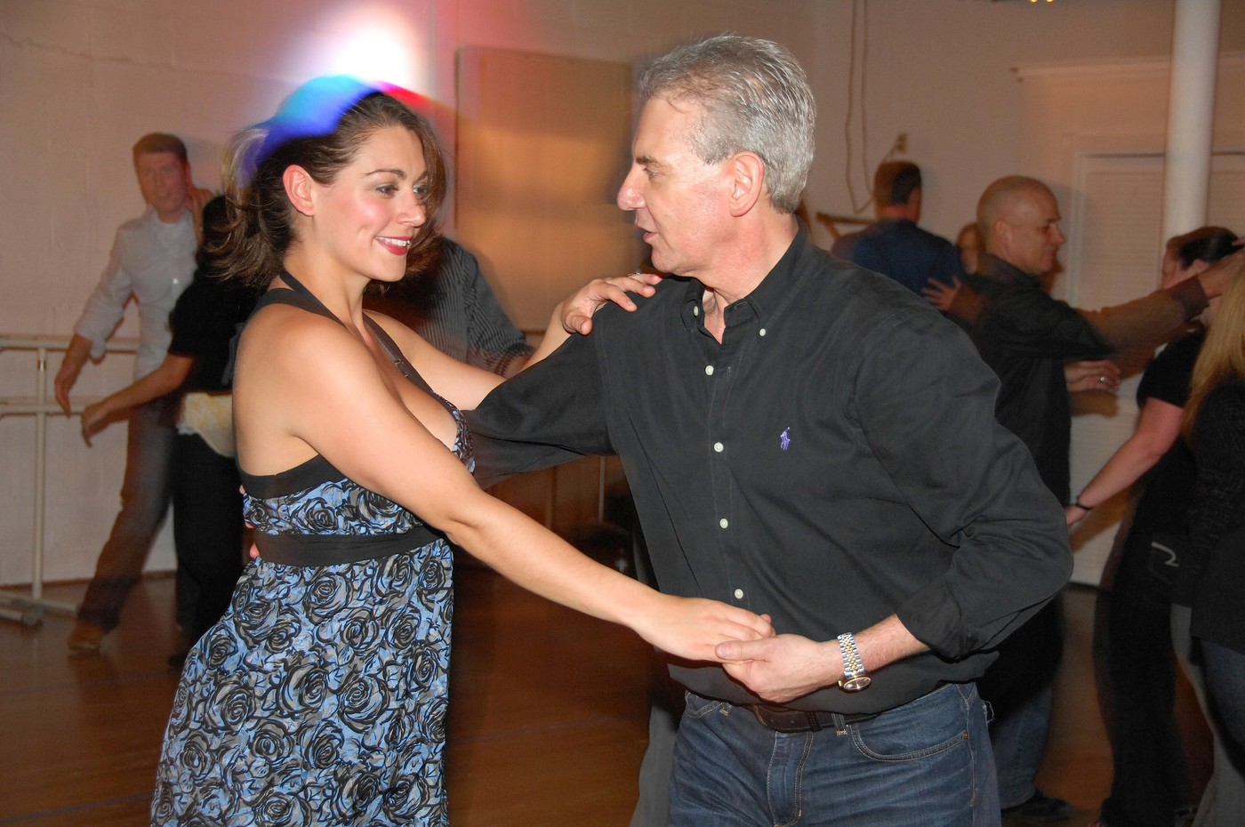 West Coast Swing in Norwalk, CT on Feb 16, 2012