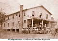 Roaches Creek Boarding House at Dean