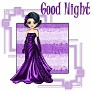 elegant good night