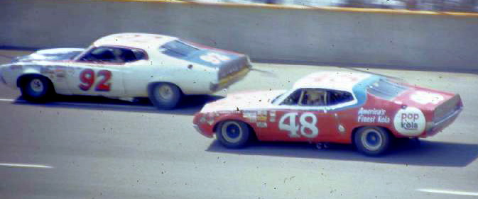 1971 MIS 92 Larry Smith 48 James Hylton